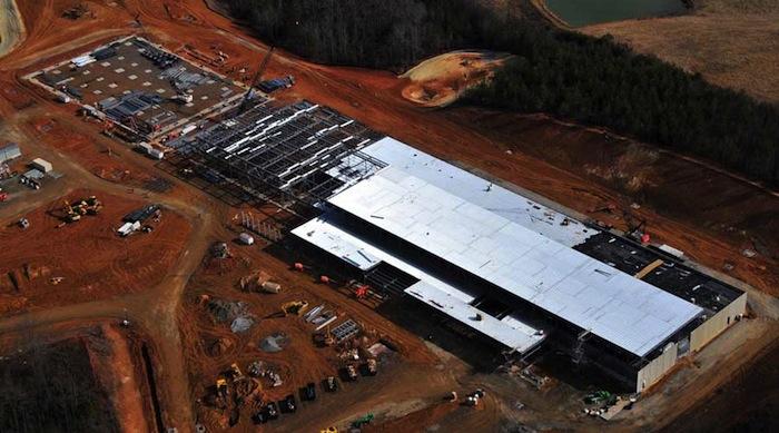 Facebook ouvre en Caroline du Nord un nouveau centre de données