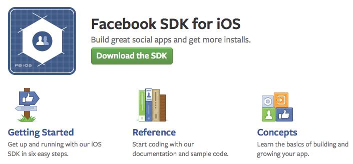 Facebook SDK 3.0 est maintenant disponible pour iOS
