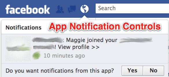 Facebook teste une mise à jour des notifications