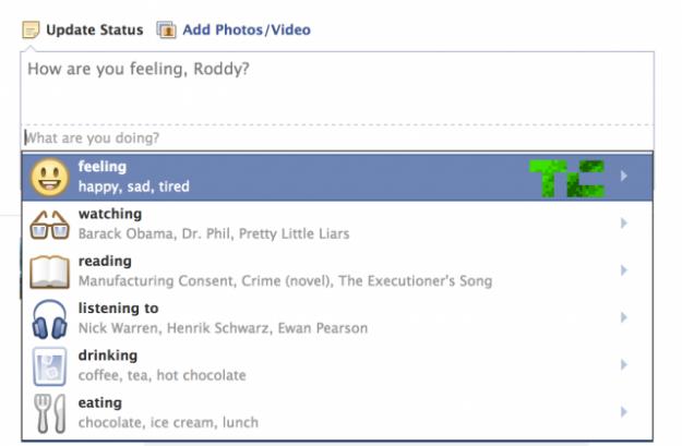 Facebook veut savoir comment vous vous sentez lors d