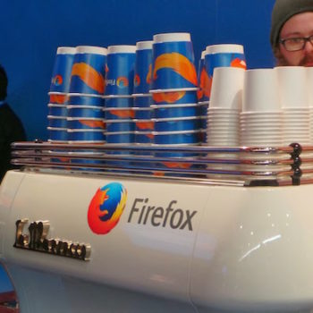 Firefox OS au Mobile World Congress