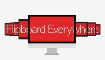 Flipboard est enfin libéré sur le web