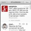FreeMobile, retour sur LE buzz français ! – #FreeMobile sur Twitter