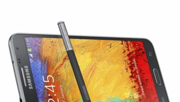 Galaxy Note 3 Neo : Vue de face