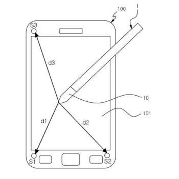 Galaxy Note 4 : un S Pen à ultrasons embarqué ?