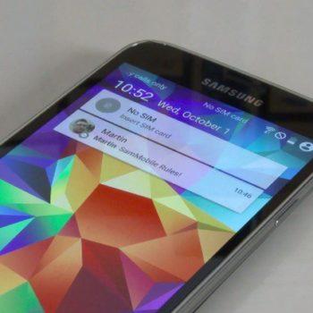 Galaxy S5 : installez officieusement Android 5.0 Lollipop