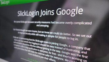 Google acquiert SlickLogin, spécialisée dans l'authentification émise par un son