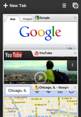 Google annonce Chrome pour iPhone et iPad dès aujourd