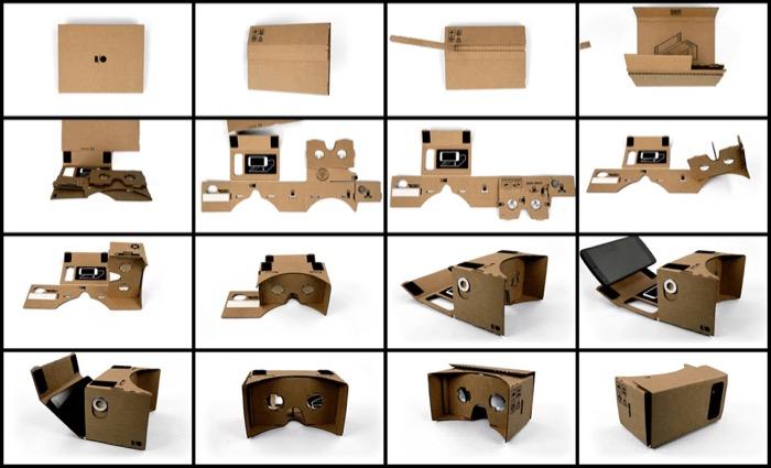 Google travaille sur un casque de réalité virtuelle n