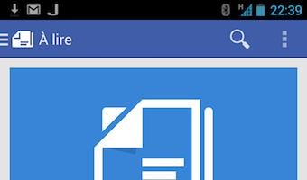 Bievenue dans Google Play Kiosque
