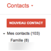Google Contacts intégre désormais vos contacts Google+ – Cercles dans Google Contacts