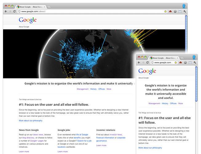 Google explique sa conception d