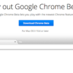 Google lance Chrome 25 bêta avec sa reconnaissance vocale