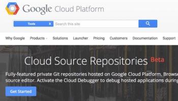 Google lance un concurrent de GitHub, Cloud Source Repositories