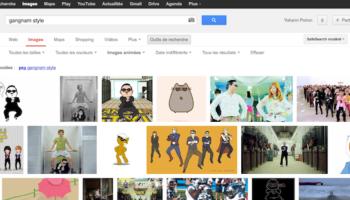 Google lance la recherche de GIF animé, Internet pleure de joie – Google Images permet dorénavant de rechercher des GIFs animés