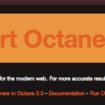 Google lance la version 2.0 de son outil de benchmark JavaScript nommé Octane