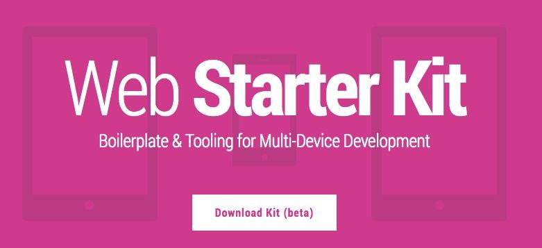 Google Starter Kit
