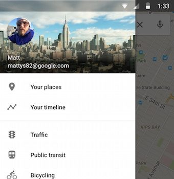 Google Maps permet désormais de revivre vos vieux voyages