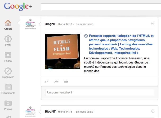 Google+ n