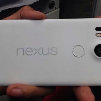 Google prépare ses Nexus 2015 pour le 29 septembre