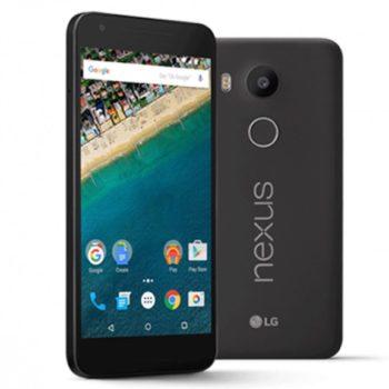 Google Nexus 5X : une vidéo de prise en main d