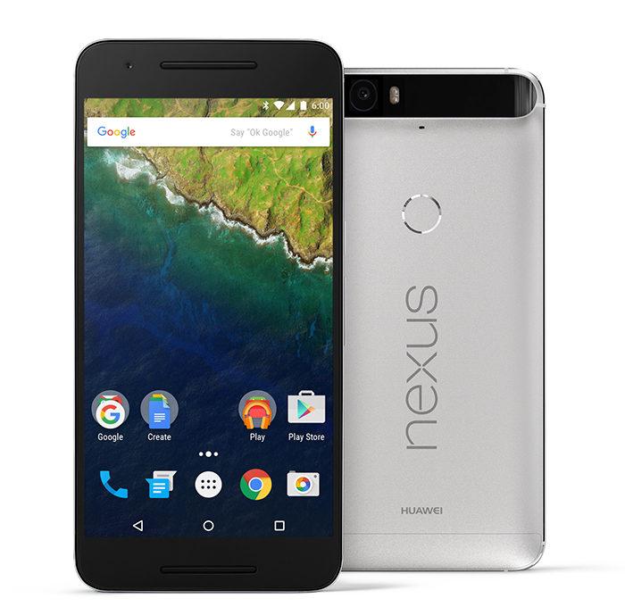 Adieu la marque Nexus au dos des smartphones
