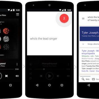 Google on Tap est maintenant disponible sur Android en France