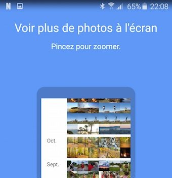 Google Photos : accueil (1)