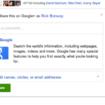 Google+ présente un bouton officiel : voici comment intégrer le