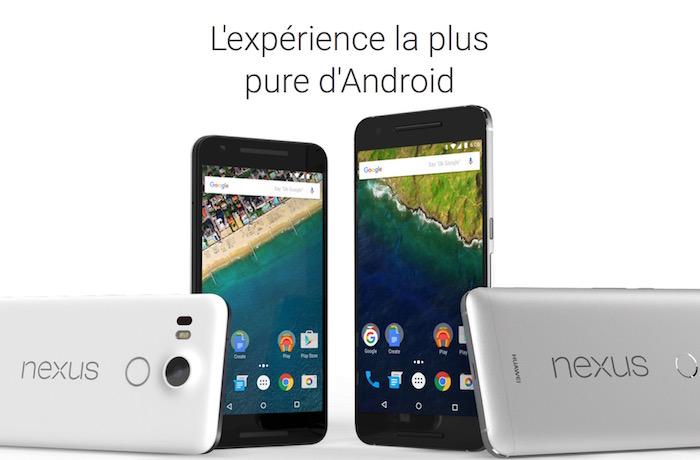 Google pourrait finalement opposer ses smartphones Nexus contre l