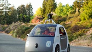 Google révèle sa voiture sans conducteur