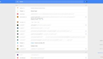 New Gmail – capture 1