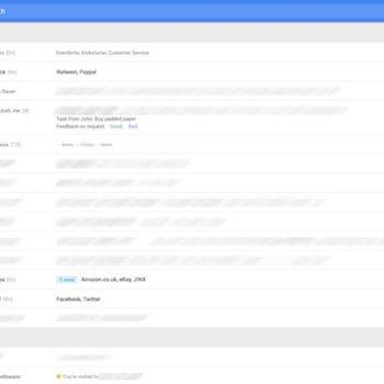 New Gmail – capture 1