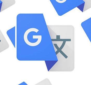 Google Traduction arrive pour certaines applications Android