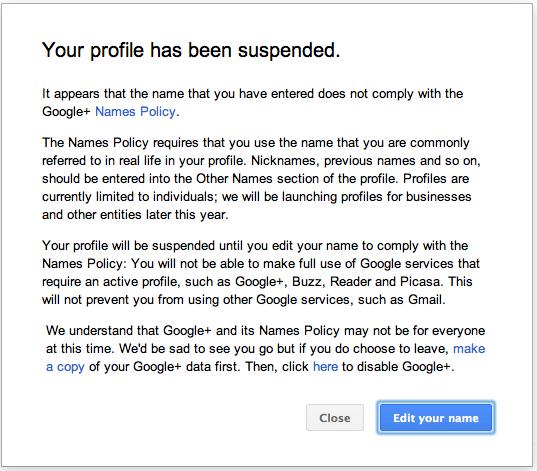 Google+ va intégrer les utilisateurs de Google Apps et supportera les pseudonymes