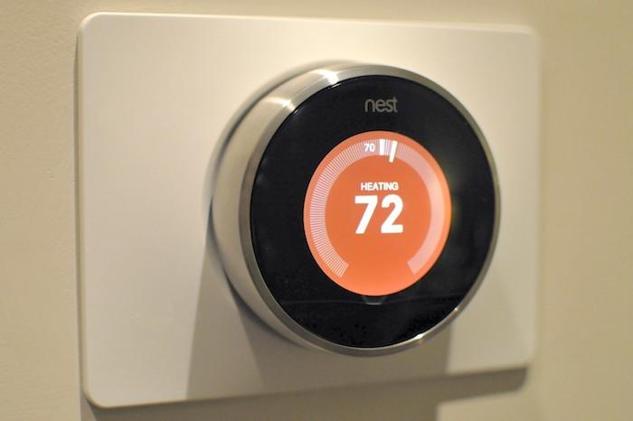 Google vient d 39 acqu rir nest pour 3 2 milliards de dollars - Thermostat connecte nest ...
