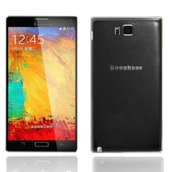 GooPhone clone le Galaxy Note 4 avant son annonce officielle