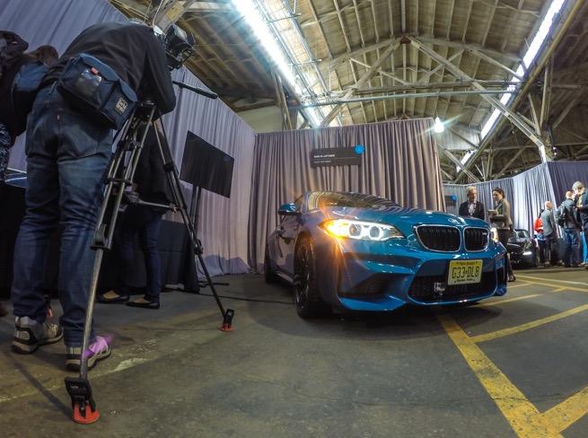 GoPro Developer Program : BMW et son application M-Laptimer