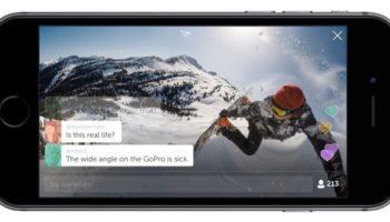 GoPro est maintenant disponible sur Periscope