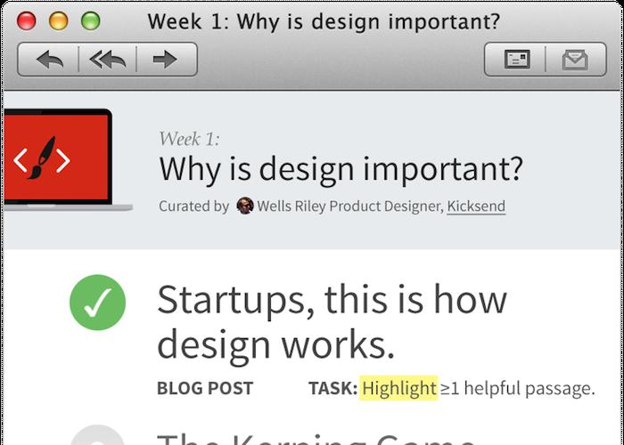 Hack design cours de design gratuits pour les for Cours de design