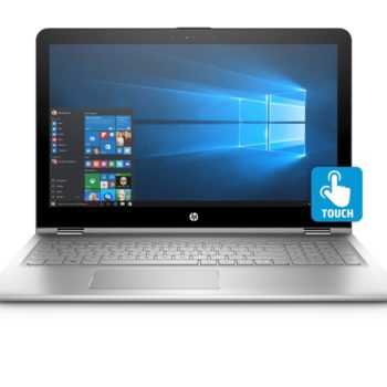 HP ENVY x360 : vue de face