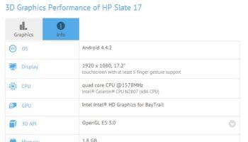 HP Slate 17 dans les tuyaux ?
