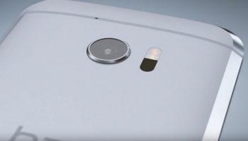 HTC 10 : caméra arrière