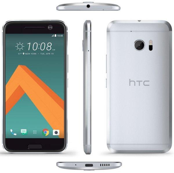 HTC 10 : le rendu de presse et les spécifications du smartphone en fuitent