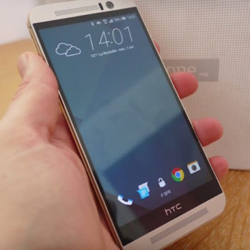 HTC One A9 : il s