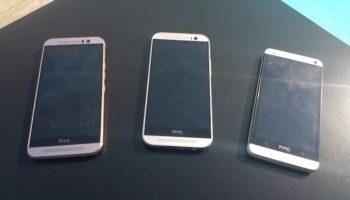 HTC One M9 : une prise en main avant son annonce