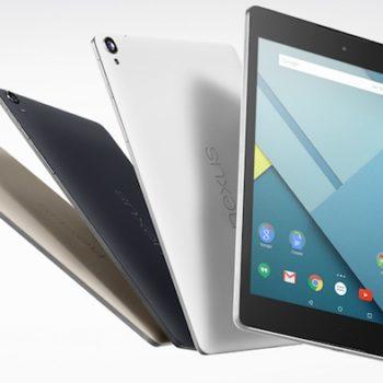 HTC pourrait offrir une concurrence à la … Nexus 9