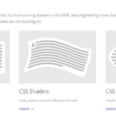 html.adobe.com : Une plateforme Adobe & HTML – Web Standards