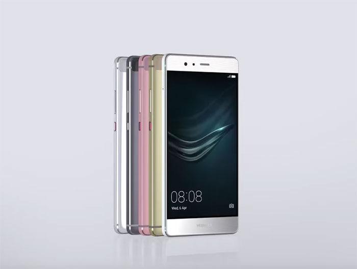 Huawei P9 : application caméra