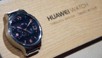 Huawei Watch va être en vente en Europe à partir de 399 euros